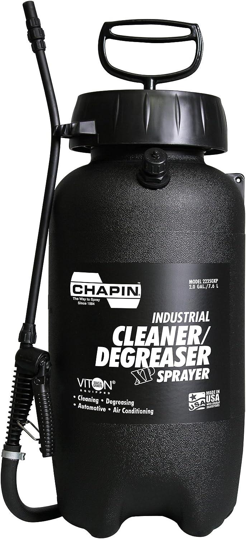 Chapin FBA_22350XP Sprayer, 2 gal, Black