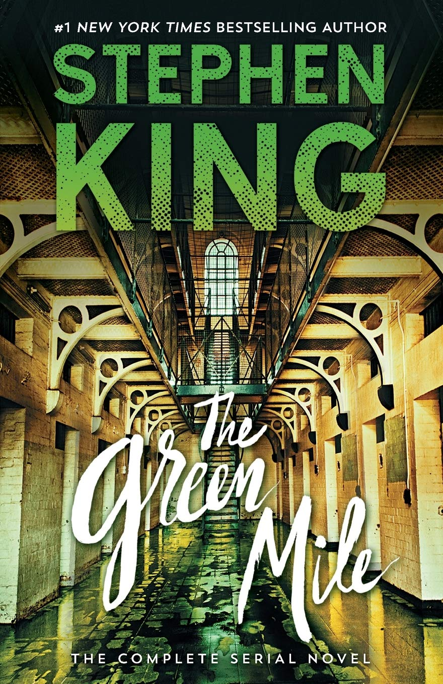 Amazon.com: The Green Mile: The Complete Serial Novel (9781501192265):  King, Stephen: Books