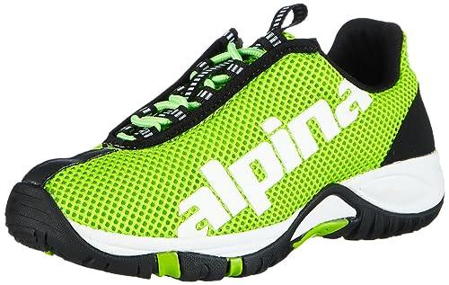 Alpina 680267 - zapatillas de trekking y senderismo de media caña Unisex adulto, Grün (Green), 39 EU: Amazon.es: Zapatos y complementos