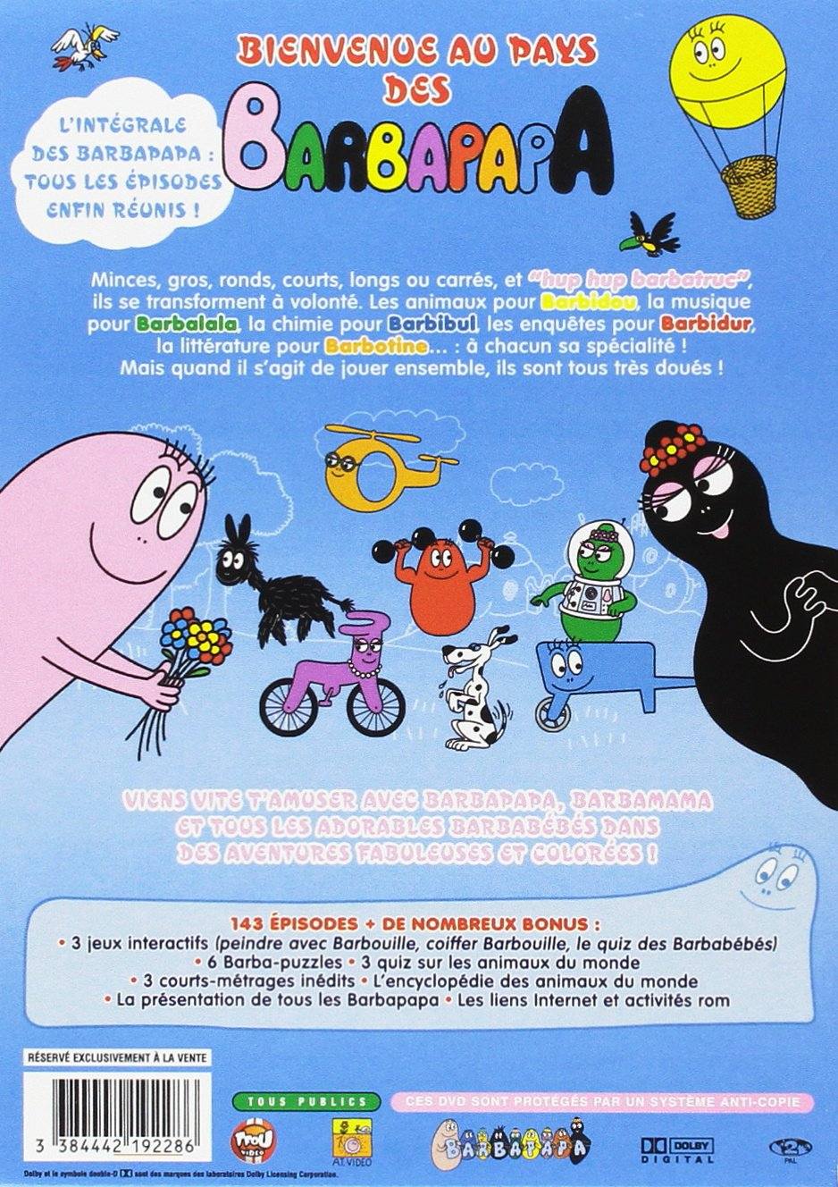 barbapapa integrale