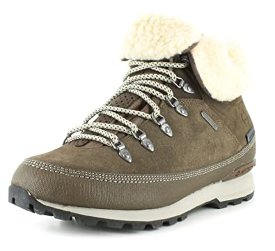 fe1a980d8a3 Hi-Tec New Ladies/Womens Brown Kono Espresso Waterproof Trail Boots ...