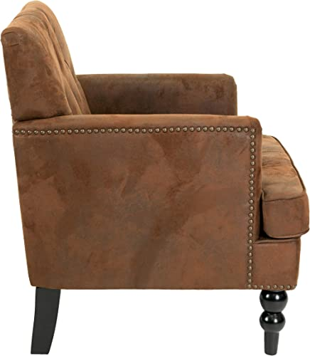 Christopher Knight Home Malone Tufted Club Chair