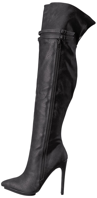 Michael Antonio B0721KZ78G Women's Wanna Western Boot B0721KZ78G Antonio 8.5 B(M) US Black f5224e