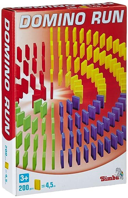 66 opinioni per Simba 106065644- Games & More, Domino, 200 mattoncini