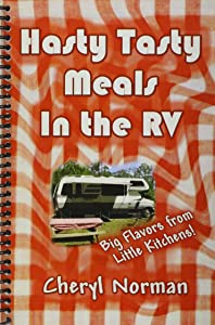 Hasty Tasty Meals in an RV