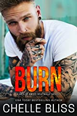 Burn (Men of Inked: Heatwave Book 2) Kindle Edition