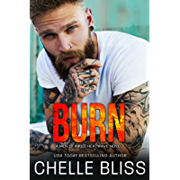 Burn (Men of Inked: Heatwave Book 2) (English Edition)