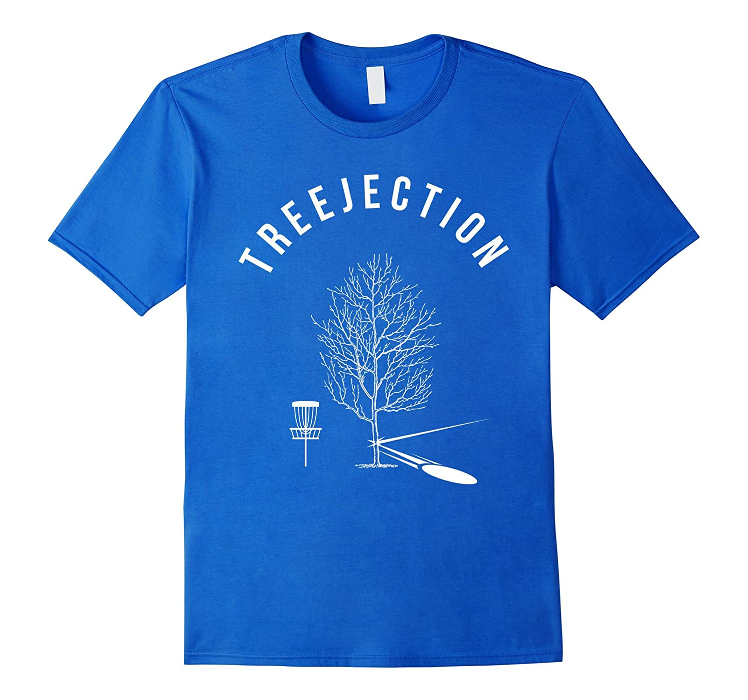 Treejection Shirt Funny Sports Player-Teeae
