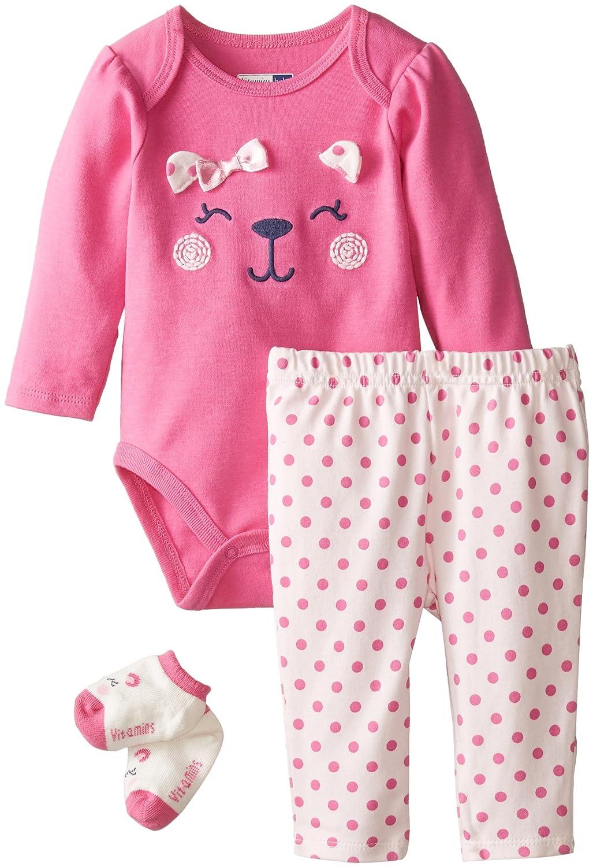 ずっと気になってた Vitamins Months Baby Vitamins SHIRT 9 ベビーガールズ 9 Months ピンク B00WOKMGF6, 鏡 ミラー 洗面 インテリア IVY:1bb1dfc9 --- a0267596.xsph.ru