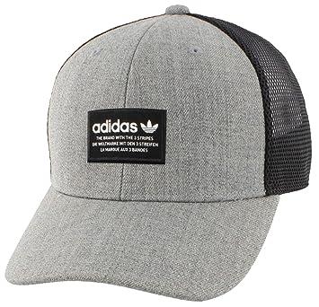 adidas Mens Originals Trefoil Trucker Cap: Amazon.es: Deportes y ...