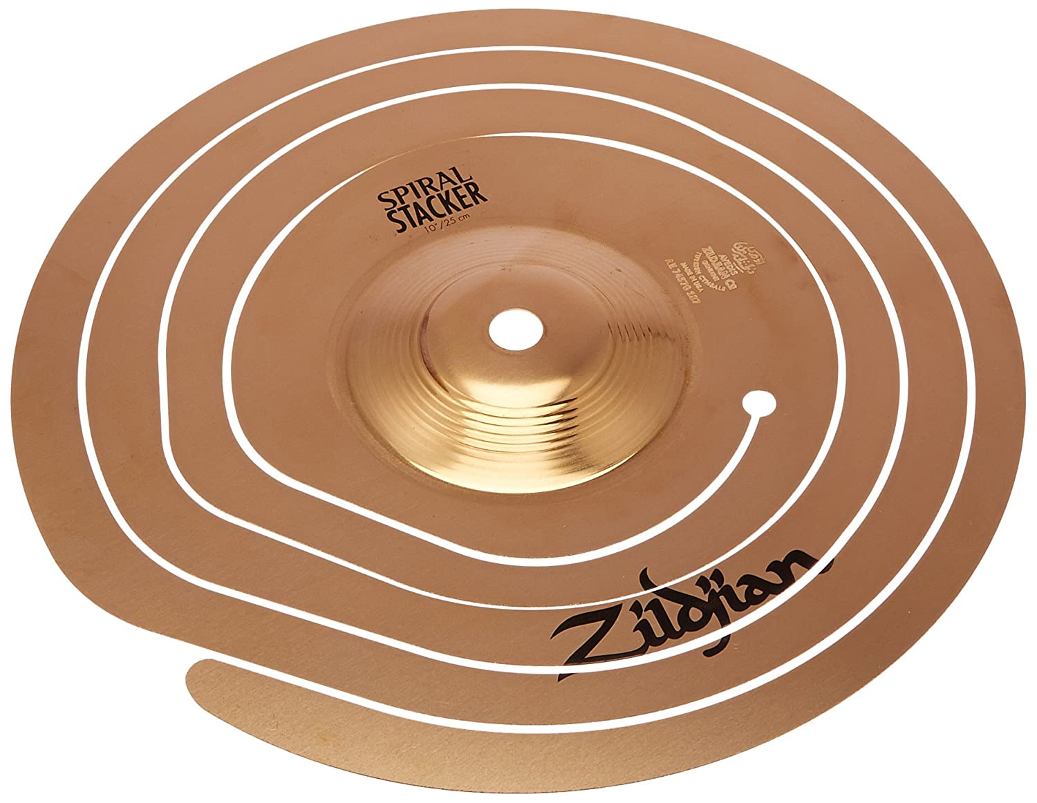 'Crash 10 FX Spiral Stacker ZILDJIAN FXSPL10