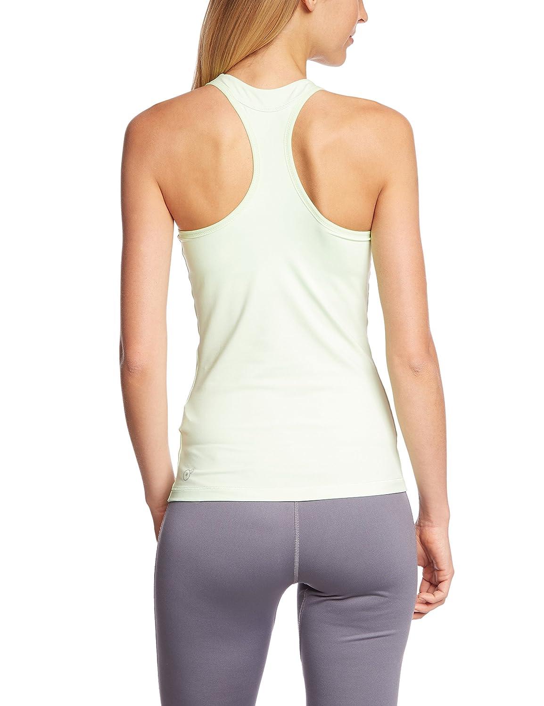 Puma 51278907 S/10 -Camiseta sin Mangas de Running para Mujer, Color Verde, Talla S: Amazon.es: Deportes y aire libre