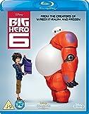 Big Hero 6 [Blu-ray] [Region Free]