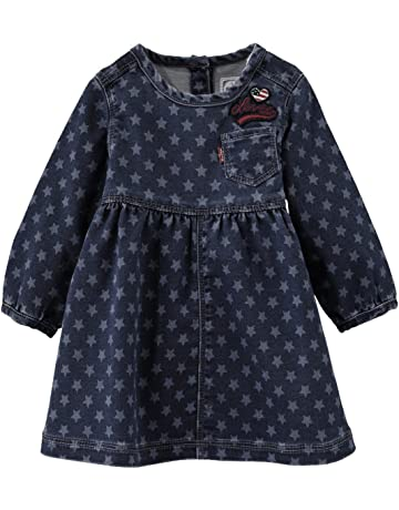 Levis Dress Stacy Vestido para Bebés