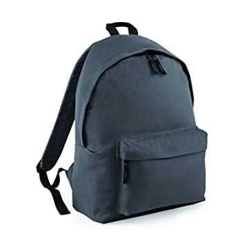 BagBase BG125 Fashion Backpack Graphite  Amazon.co.uk  Sports   Outdoors a87dc622a3a23