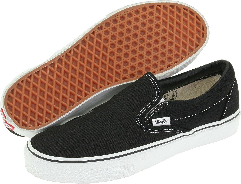 Vans Classic Slip On Skate Shoes (8.5 B(M) US Women 7 D(M