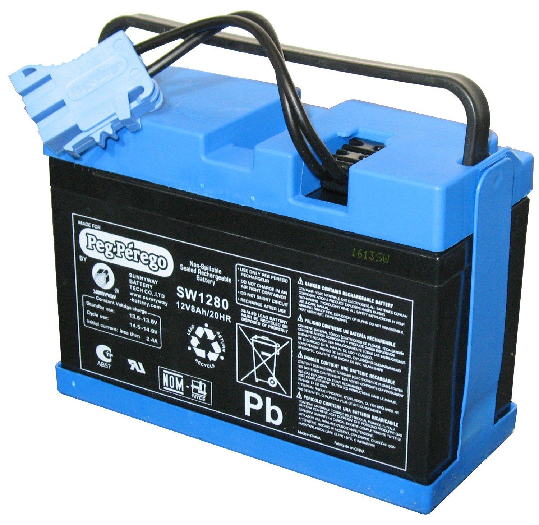 Peg Perego –  Batterie 12 V 12V, 4.5 Ah B2_0520371