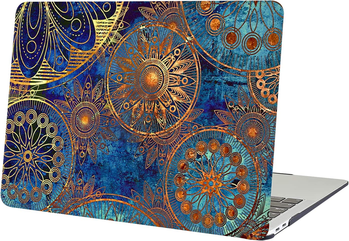 YMIXPlastic Cover Snap on Hard Protective Case for Macbook Pro 15