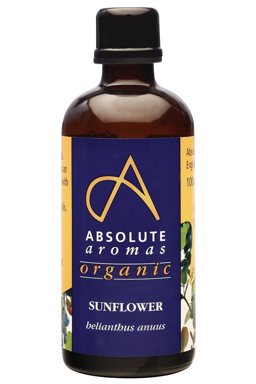 Absolute Aromas Organic Sunflower Oil 100 ML / 100 ML B0013G43IK