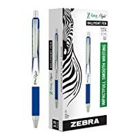 12-Ct Zebra Pen Z-Grip Flight Retractable Ballpoint Pen 1.2mm Deals