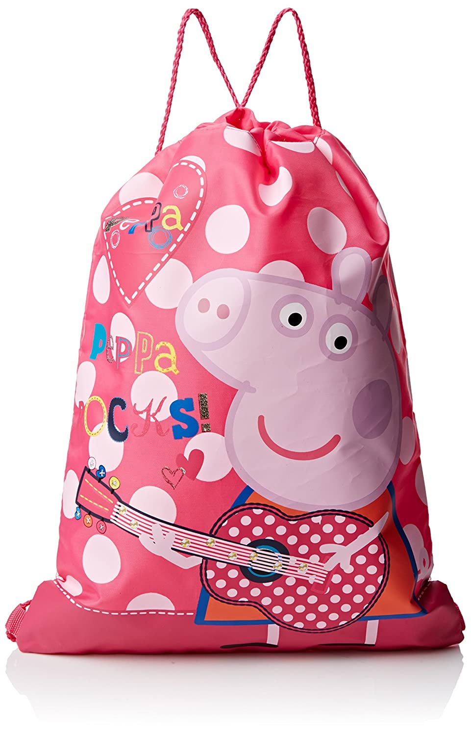 Peppa Pig Rocks Trainer Bag Trade Mark Collections PEPPA003007 Cartoons & Comics