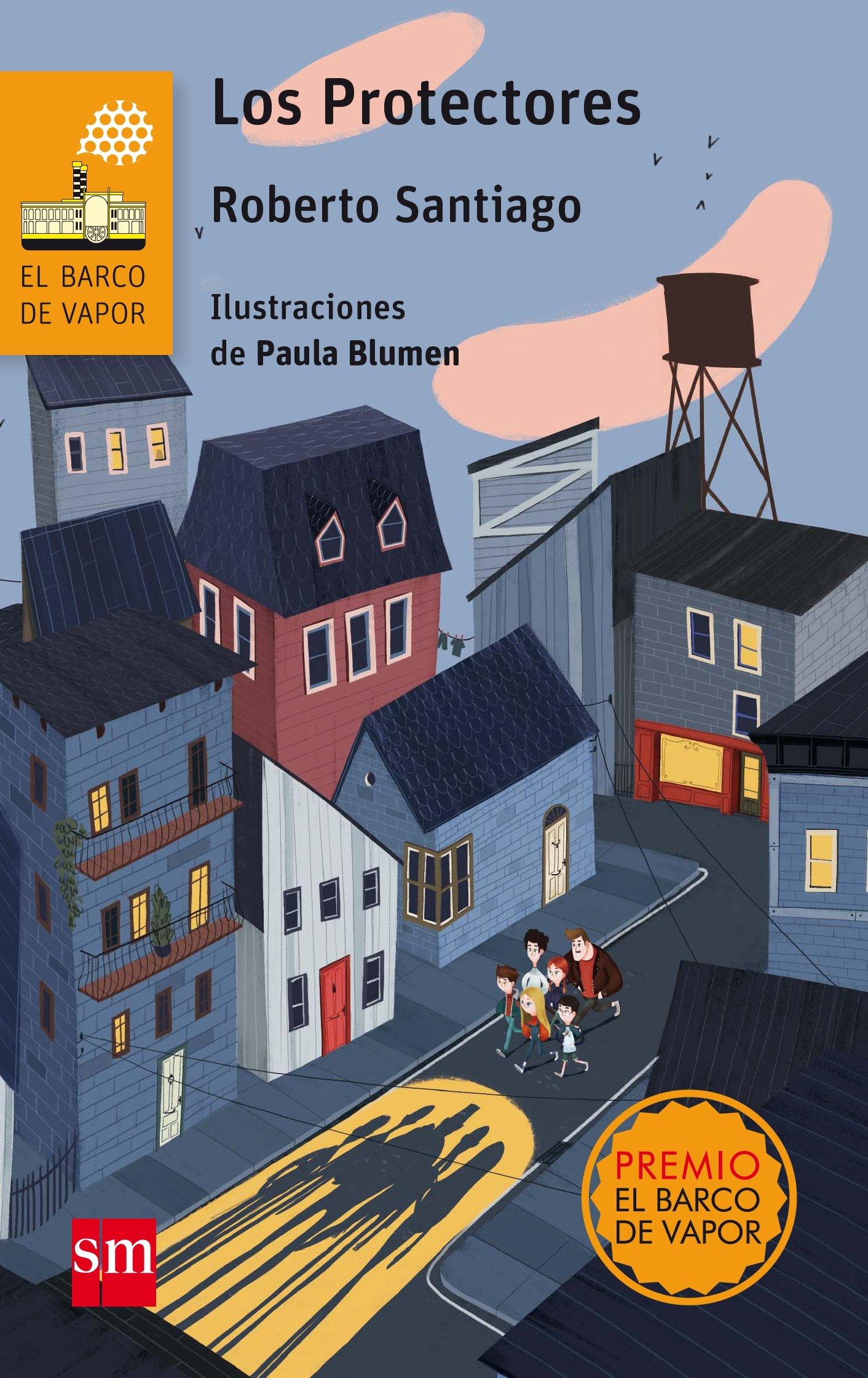 Los protectores (Spanish) Paperback – 1 May 2016