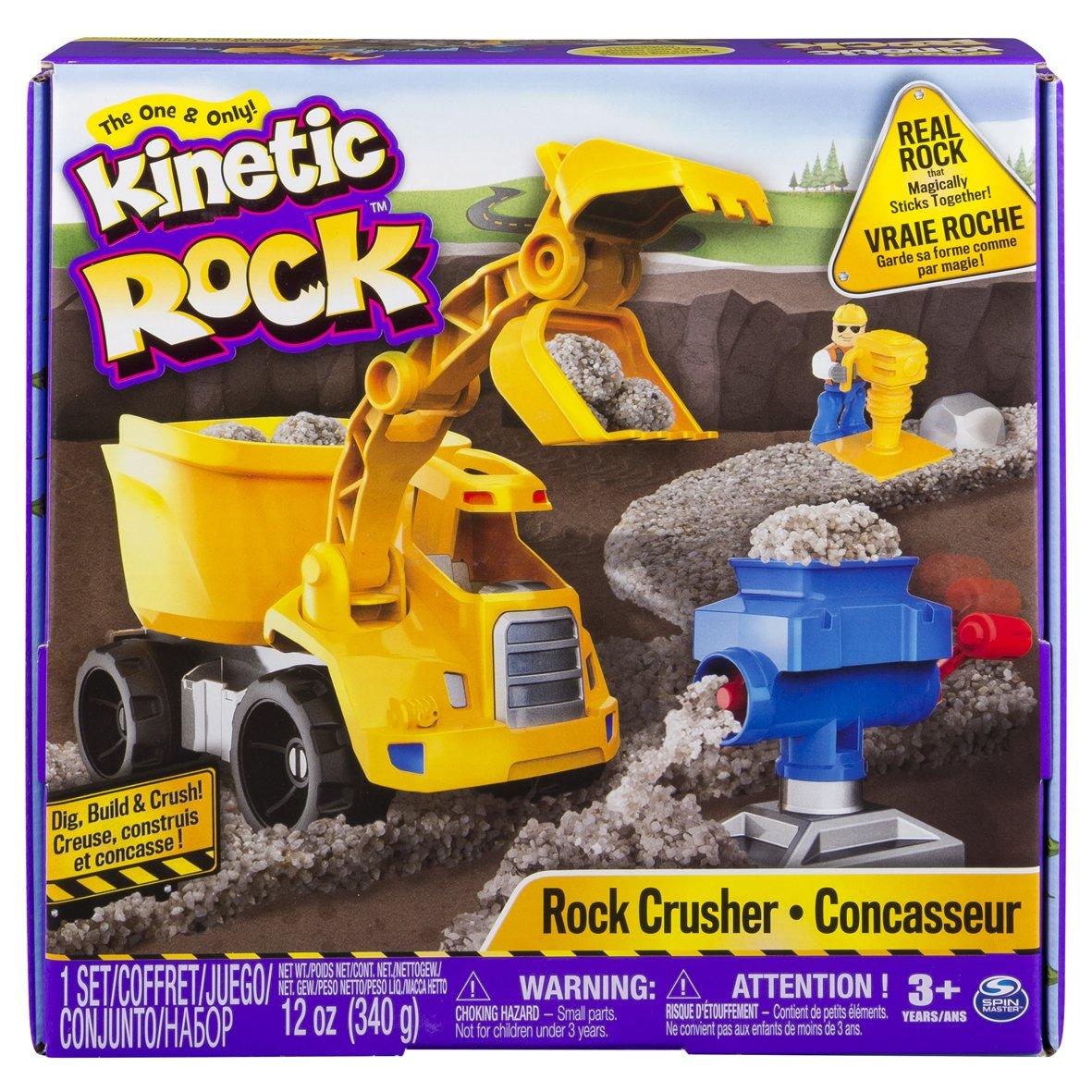 Kinetic Rock