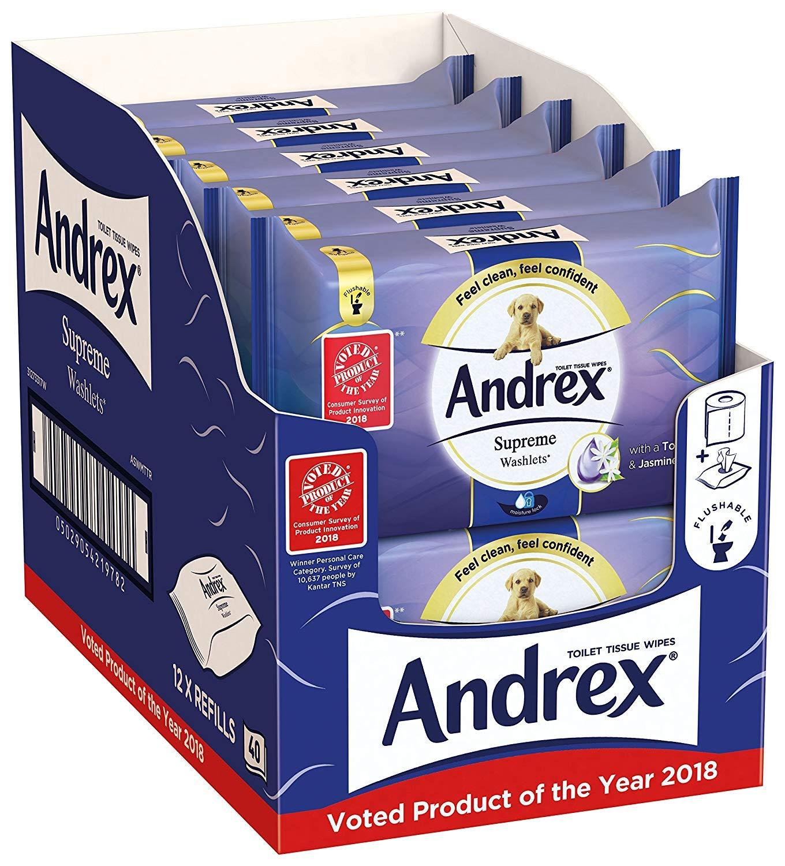 2 capas 20 x 23.5 cm Funny AG-083 Pack de 6 rollos de papel reciclada