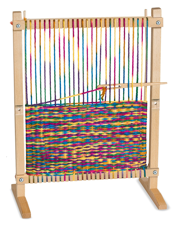Inredning cover up tapet : Amazon.com: Melissa & Doug Wooden Multi-Craft Weaving Loom: Extra ...