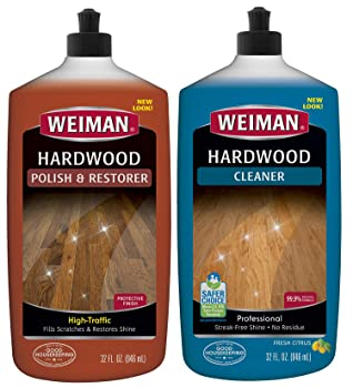 Weiman Cleaner and Polish Restorer Wood Cleaner