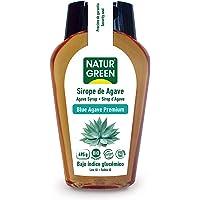 Sirope de agave Ecológico (250 ml) NATURGREEN