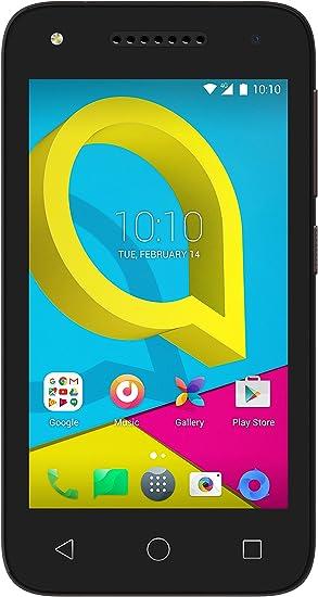 Alcatel U3 3G Negro - Smartphone (10,2 cm (4