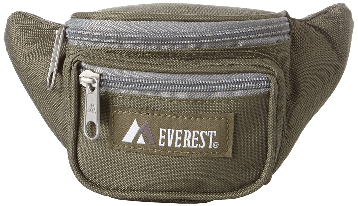 Everest Signature Waist Pack - Junior, Dark Purple, One Size EVFDS 044KS-DPL