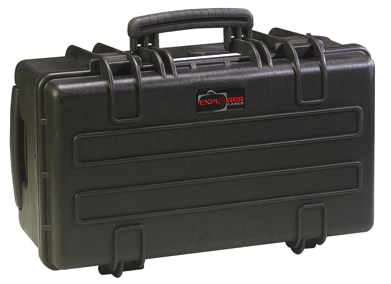 EXPLORER CASES エクスプローラーケース 内装ウレタンフォーム付 5122 B000TXDF78 ブラック