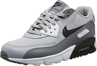 Nike Air Max 90 Mesh (GS), Sneakers Basses Homme