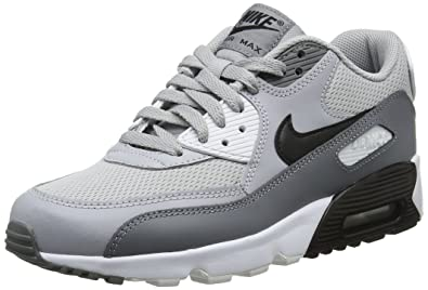 Nike Air Max 90 Mesh (GS), Chaussures de Running Compétition Homme