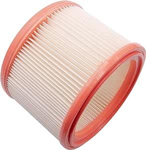 vhbw Filtro de aspirador para Stihl SE 100, 121, 121 E, 50, 60, 60 C, 60 E, 61, 61 E, 61/1, 85 C, 90 aspirador filtro de pliegues: Amazon.es: Hogar