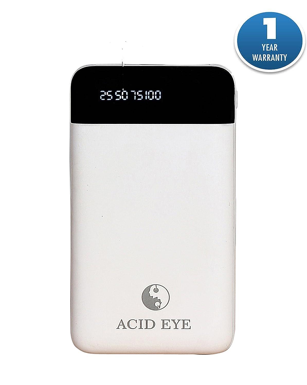 Acid Eye Universal Charging 15600 Mah Power Bank With Digital Meter Samsung Galaxy S9 Free Anker Powerbank 10000 Purple White Black