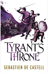 Tyrant's Throne: The Greatcoats Book 4 Kindle Edition