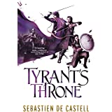 Tyrant's Throne: The Greatcoats Book 4 (The Greatcoats, 4)