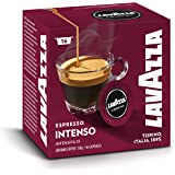Lavazza A Modo Mio Intenso 16 Coffee Capsules