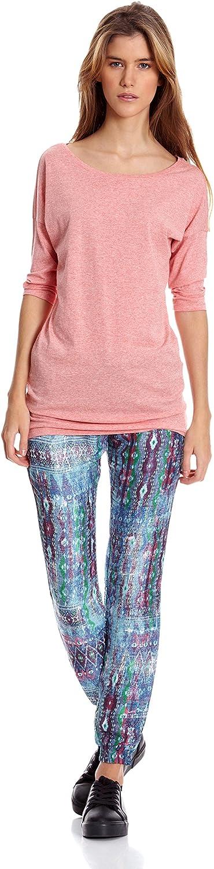 Bershka Camiseta Rosa S: Amazon.es: Ropa y accesorios