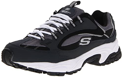 Amazon E Sneaker Up it Borse Nuovo Sport Scarpe Lace Skechers Stamina nTq7C