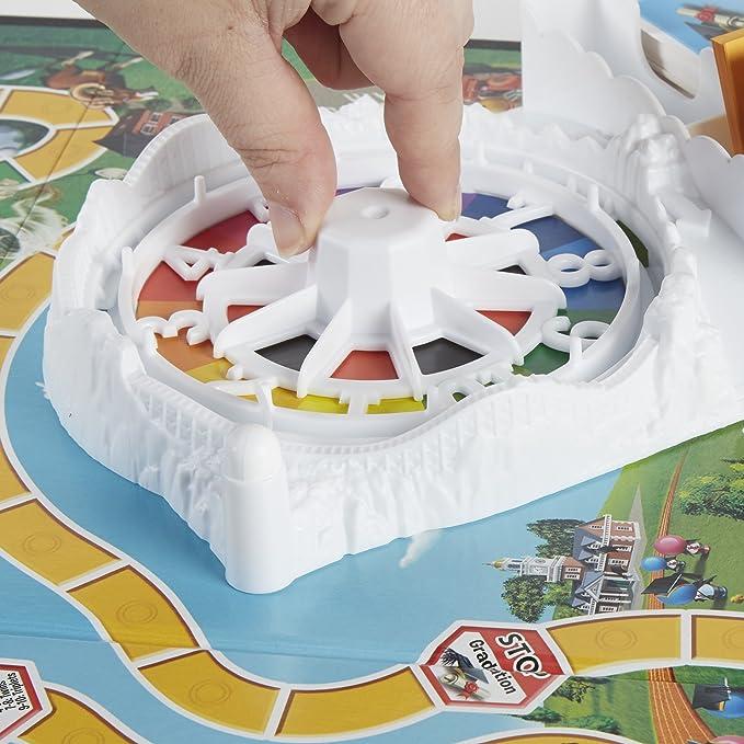 Hasbro Gaming-El Juego de la Vida, Color, Talla única (C01611020): Amazon.es: Juguetes y juegos