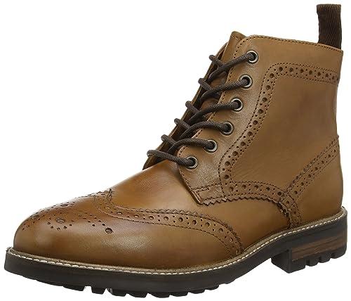 147e012ca01a9c Red Tape Men's Devlin Boots: Amazon.co.uk: Shoes & Bags