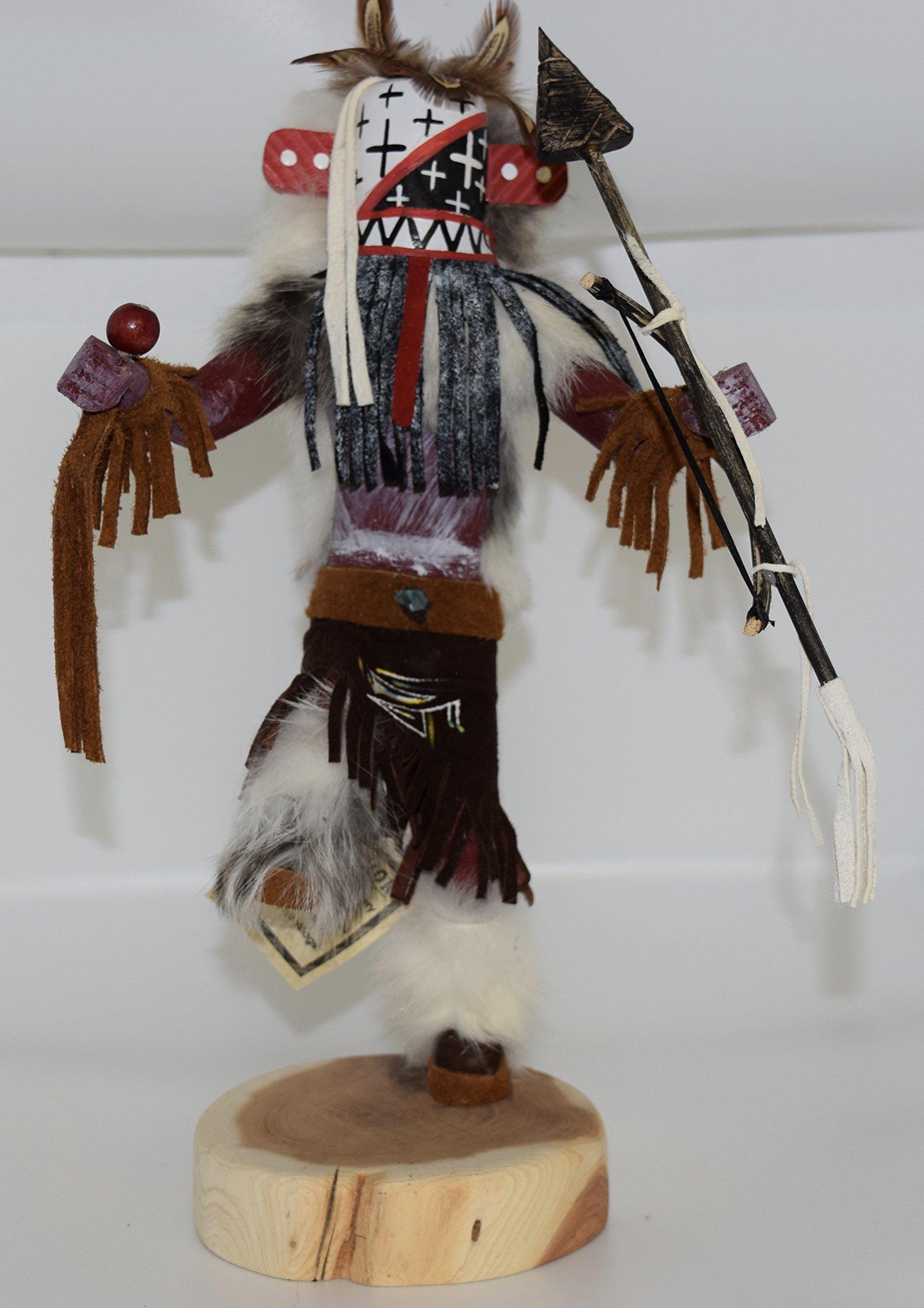 12 INCH Warrior Kachina