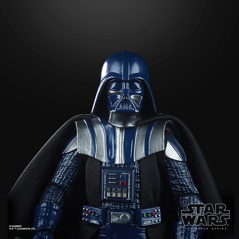 Star Wars Black Series 40th Carbonized Darth Vader