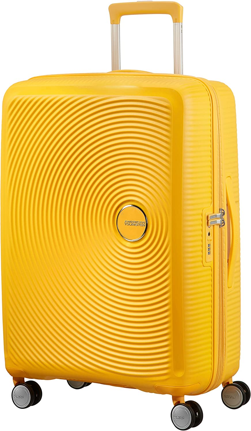 American Tourister - Soundbox Spinner 67/24 Expansible 71,5/81 L - 3,7 KG Golden Yellow