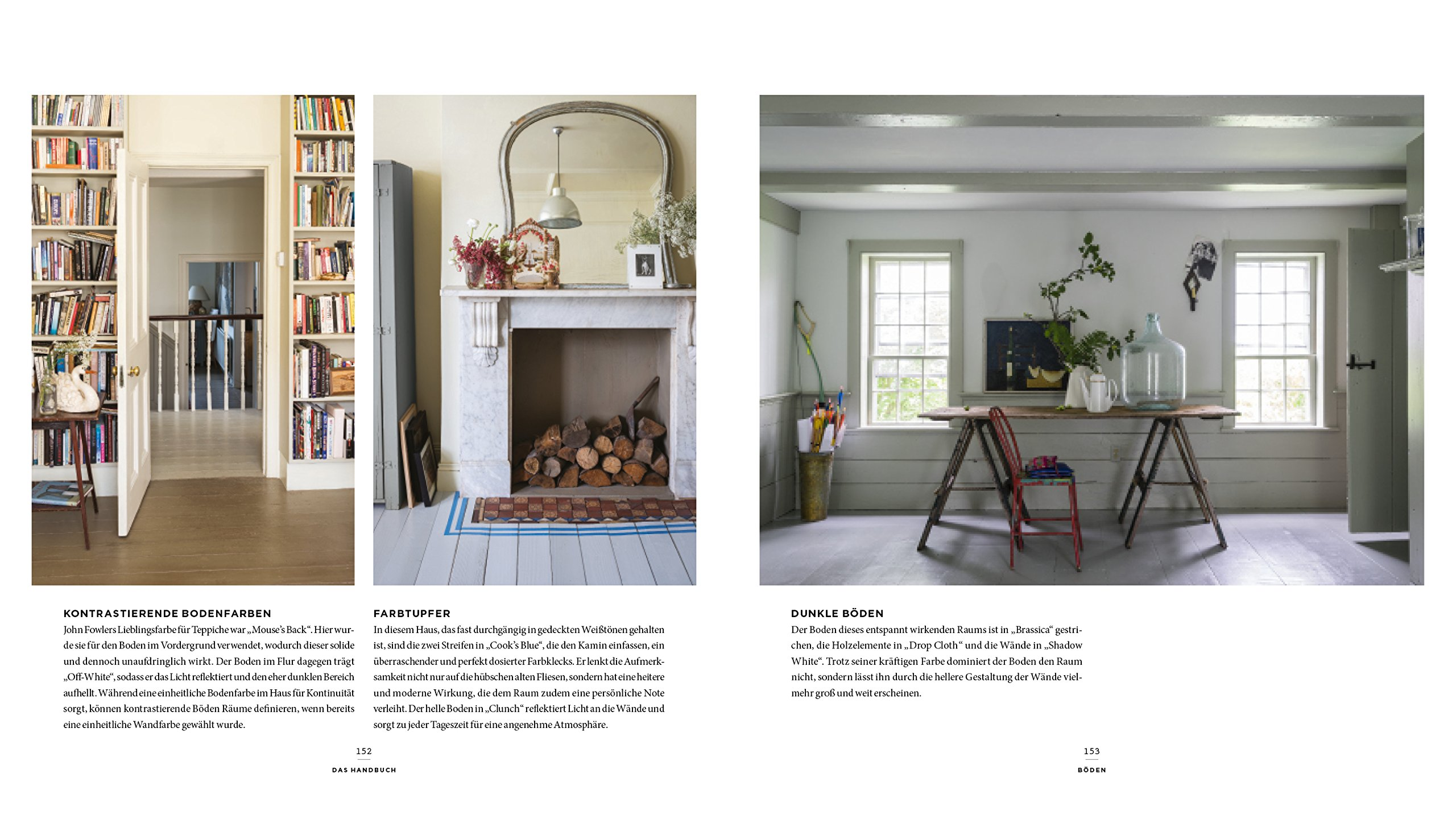 Stilvoll wohnen mit Farbe: Ideen für alle Räume. Inspirationen für ...