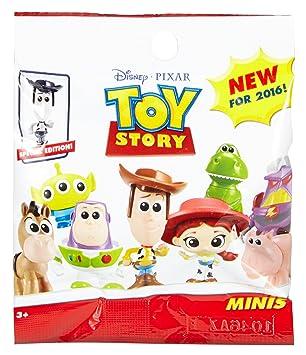Disney Toy Story Mini Figuras de los Personajes de la Película ... db8f7e3f3e8